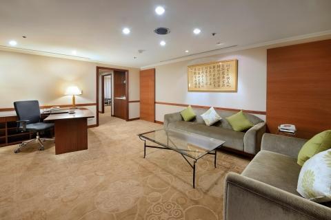 豪華套房客廳